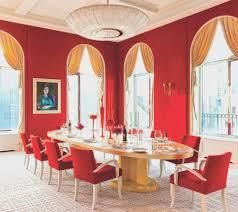 Southwestern Dining Room Furniture Red Dining Room Furniture Paleovelo Com