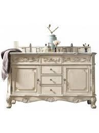 55 Inch Bathroom Vanity Double Sink Antique Bathroom Vanities For Elegant Homes