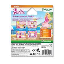 amazon com leapfrog learning game barbie malibu mysteries for