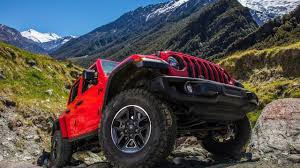 jeep icon concept wow new 2018 jeep wrangler an all new version of an icon
