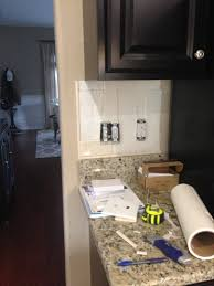 How To Install A Backsplash In The Kitchen Diy Kitchen Backsplash Frills U0026 Drills