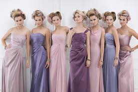 bridesmaid trends for spring summer u002715 bliss wedding shows