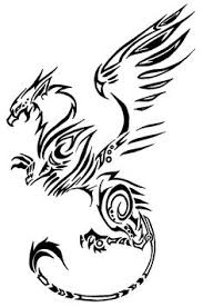 tribal motorcycle tattoo design stencils u0026 coloring pages