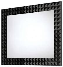 black bathroom mirrors black bathroom mirror bathrooms