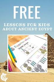 free lessons for kids about ancient egypt map skills egypt and