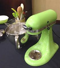 Used Kitchen Aid Mixer by The National Festival Of Breads Contest The Culinary Cellar