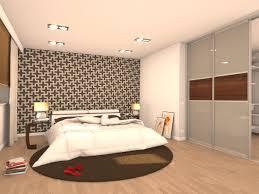 wandgestaltung schlafzimmer filz designs felty