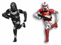2009 shock trooper shadow trooper sdcc limited edition hallmark
