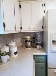 can you paint kitchen cabinets without taking them how to paint cabinets without sanding