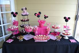minnie mouse baby shower ideas minnie mouse baby shower table decoration 1000 images about s