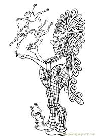 magic wizard witch coloring page 19 coloring page free fantasy
