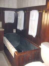 history of the bathtub black design