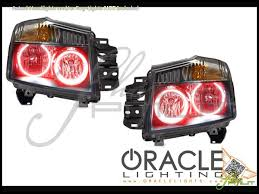 nissan armada accessories 2015 04 15 nissan armada led halo rings head fog lights bulbs