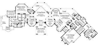house plan milano sater design collection