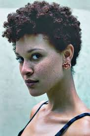 natural short hairstyles for black women 2014