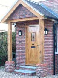 Solid Timber Front Doors by Ox Bow External Solid Oak Uk Oak Doors