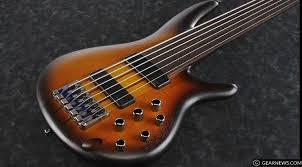 ibanez talman bass tmb310 in new u002770s glam glitter finish