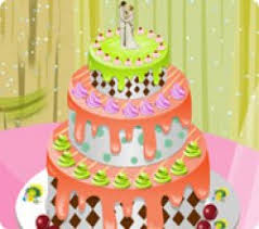 perfect wedding cake decoration play online free games