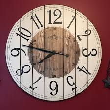 large wall clocks home design ideas