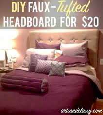 Make A Queen Size Bed by Best 25 Queen Size Headboard Ideas On Pinterest Upholstered