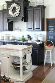surprising cherry kitchen cabinets and white island inspirations
