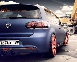 volkswagen gti custom volkswagen golf mk6 gti by bbm vw golf tuning
