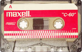 maxell cassette maxell popular compact cassette 1968 tapeheads audio and