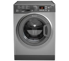 buy hotpoint wmfug742g smart washing machine graphite aquarius