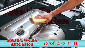 south tacoma auto salon detailing services for cars trucks