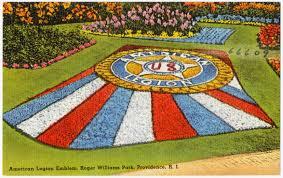 American Legion Flag File American Legion Emblem Roger Williams Park Providence R I