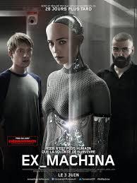 Eva Ex Machina by Ex Machina Film 2015 Allociné