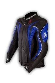 blue motorcycle jacket amazon com dragon rider sword leather motorcycle jacket blue x