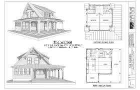 a frame floor plans the warren small timber frame house plan