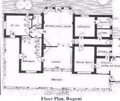 the floor plan of karen blixen u0027s african house house plans