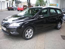 used 2010 ford focus used 2010 ford focus estate black edition 1 6 tdci zetec 5dr