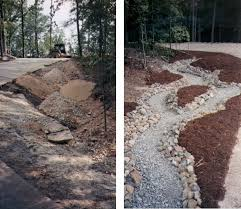 Drainage Ideas For Backyard Drainage Ditch Landscaping Bing Images In The Yard