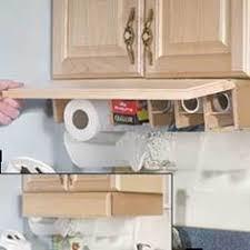 Under Cabinet Organizers Kitchen - wall under cabinet shelf classic accessories merillat home
