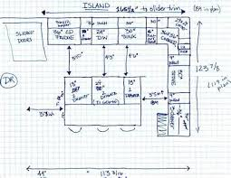 kitchen plans with islands kitchen dimensions metric kitchen xcyyxh com archiref