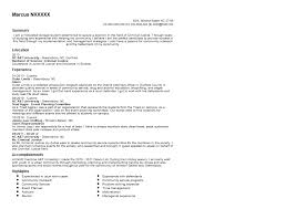Resume Samples For College Student by Criminal Justice Student Resume Sample Quintessential Livecareer