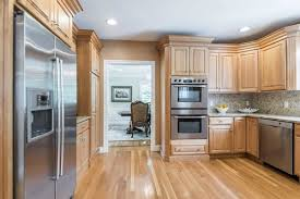 honey oak kitchen cabinets with wood floors help with kitchen cabinets wall paint options with honey