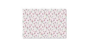 shabby chic wrapping paper shabby chic roses feminine pretty tissue paper zazzle
