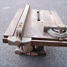 Best Portable Table Saws by Best Vintage Craftsman 8 In Portable Table Saw For Sale In Oregon