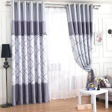 46 Inch Length Curtains 108 Blackout Curtains Set Wizbabies Club