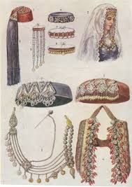 the of traditional armenian dress