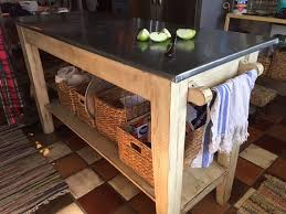 kitchen work table island home furnitures sets kitchen island prep table the within ideas 13