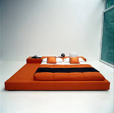 Japanese Style Bedroom by Japanese Style Bedroom Filled Floating Bed Frame Design Plus