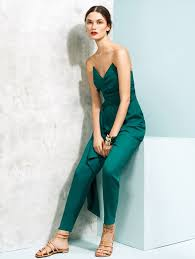 stylish jumpsuits the wedding trend 25 stylish bridesmaids jumpsuits