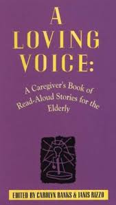 large print books for elderly 9780816156207 a loving voice a caregiver s book of read aloud