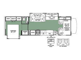 Motorhome Floor Plans Class C by 2018 Forest River Forester 3011ds Rv For Sale At Mhsrv Com W 15k