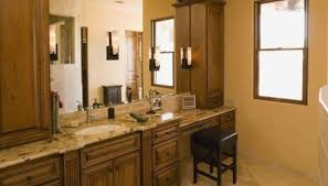 Painting A Bathroom Cabinet - how to protect a painted wall against your bathroom vanity from